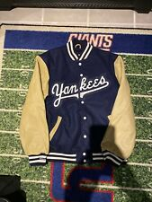 New York Yankees Mitchell And Ness Jacket