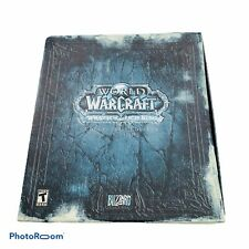 World of Warcraft: Wrath of the Lich King INCOMPLETE Collector's Edition WoW