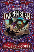The Lake of Souls (Saga of Darren Shan), Shan, Darren, Very Good Book