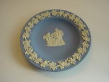 Wedgwood Jasperware blau Zierteller rund