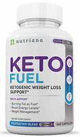 KETO FUEL Advanced Weight Loss Diet from NUTRIANA Shark Tank Keto Pills