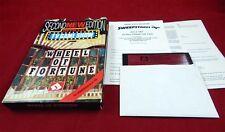C64: Wheel of Fortune-ShareData 1988