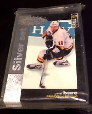 1995-96 UD Collectors Choice CRASH THE GAME Silver SEALED Exchange SET 30 Cards