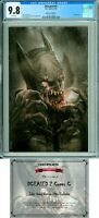 DCeased #2 - Batman Cover - John Giang Comics Elite Virgin Exclusive - CGC 9.8!