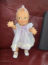 """12"""" Reproduction? SCOOTLES Compo Composition Doll Cameo Kewpie Rose O'Neil"""