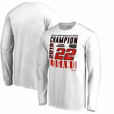 Joey Logano Fanatics Branded 2018 Monster Energy NASCAR Cup Series Champion