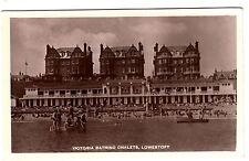 LOWESTOFT(Suffolk) : Victoria Bathing Chalets RP-MILLAR & LANG