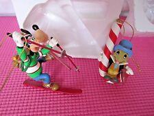 Christmas Magic    Goofy and Jiminy   Disney Collectible Ornaments