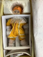 "Strong Museum Sunny Orange Blossom Maid Antique Reproduction Doll 14"" NRFB"