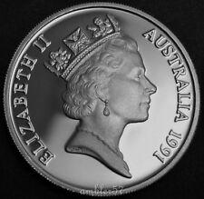 ** 1991 Scarcer Australian 20 cent Proof**