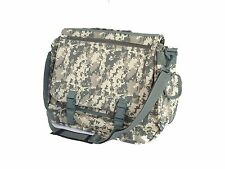 NEW ACUDeluxe Digital Gray Camouflage Portfolio Bag Laptop Travel Bag