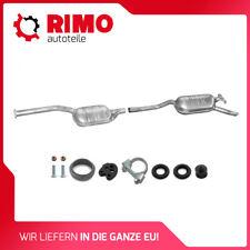 Mercedes W124 200 200E 200D 230E 250D Auspuffanlage Auspuff Mit Montagesatz