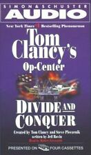 Divide and Conquer No. 7 by Tom Clancy (2000, Cassette, Abridged)