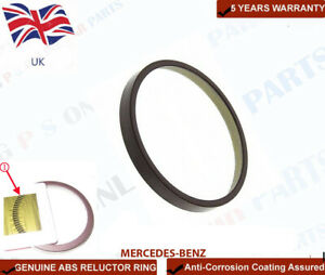 REAR MAGNETIC ABS PICK UP RING Fits MERCEDES BENZ C-CLASS W204 C204 S204 CL203