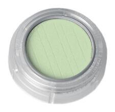 Grimas Puder Lidschatten Eyeshadow sehr Farbintensiv Matt in Sanft-Grün Nr.480