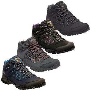 Regatta Lady Edgepoint Womens Waterproof Walking Boots