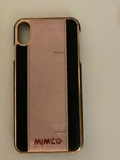 Mimco Phone Case. iPhone X. Used. Paid $80 Asking For $15