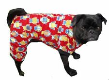 Flannel Pajamas for Dogs