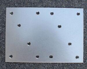 Lochplatten Holzverbinder Lochblech Edelstahl V2A NEU