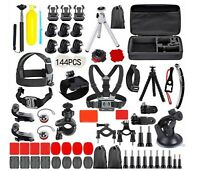 GoPro HERO Action Camera Accessories 216 in 1 Kit for Gopro 8, 7, 6, 5.