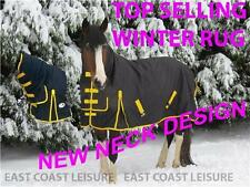 Equidor Hurricane Heavyweight Combo Turnout Horse Rugs 1200 Denier 350g Fill 5'3''
