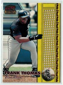 1998 Revolution Foul Pole #4 Frank Thomas White Sox!
