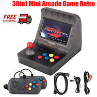 NEW Mini Arcade Game Retro Tiny Video Game Arcade Cabinet 30 Classic Video Games