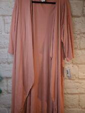 NWT LuLaRoe Shirley Large Kimono solid Mauve Beautiful Simply COMFORTABLE