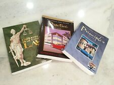 NEW CALIFORNIA REAL ESTATE PRINCIPLES, PRACTICE & LAWS *3 BOOKS*-FREE SHIPPING!