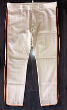 DSQUARED2 Mens Pants.  Khaki w/Orange Stripe size 50 34US. Excellent Condition.