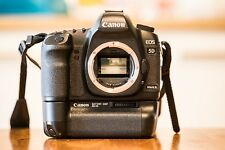 Canon EOS 5D Mark II 21.1MP Digitalkamera - Schwarz inkl. original Batteriegriff