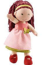 HABA 302841 Puppe Mona Ab 18 Monaten Stoffpuppe + BONUS