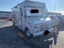 Lunch Truck 1981 Chevorlet
