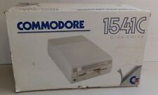 COMMODORE 1541 C FLOPPY DISK DRIVE VERY GOOD CONDITION COMPLETE IN BOX RARE