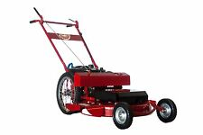 "BRADLEY EVEN-CUT 24"" SELF-PROPELLED COMMERCIAL PUSH MOWER"