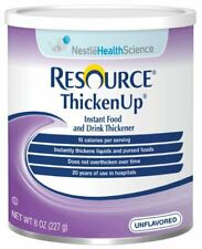 Resource Thickenup Instant Unflavored Food Thickener 8 oz. Can 2 PACK BRAND