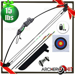 Farsight Junior Compound Bow Archery Bow and Arrow Set Kids Archery Set