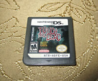 Touch the Dead Nintendo DS Game Cartridge Only Tested Works Great Nes
