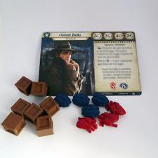 ARKHAM HORROR LCG TOKENS x95 expansion plastic 3D Boardgame kickstarter extras