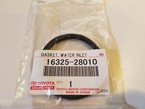 Engine Coolant Outlet Gasket-Thermostat Gasket OEM Toyota 16325-28010