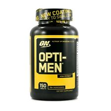 Optimum Nutrition Opti-Men  High-Potency Multivitamin for Men (150 Tablets)