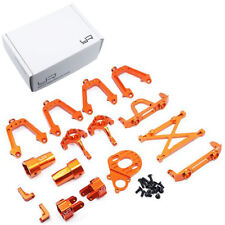 Yeah Racing Aluminum Essential Conversion Kit Orng SCX10-S01OR For Axial SCX10