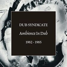 DUB SYNDICATE - AMBIENCE IN DUB 1982 - 1985 - NEW CD BOX SET