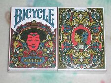 1 deck Bicycle Artist Playing Cards Second Edition-S10293805