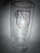Wadworth 6X Bitter Pint Glass New