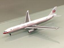 Gemini Jets 1/400 TAP Air Portugal Airbus A330-300 Retro CS-TOV metal model