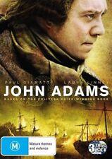 John Adams (DVD, 2010, 3-Disc Set)