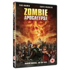 Zombie Apocalypse DVD