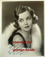 IRENE DELROY - PHOTOGRAPH - AUTOGRAPH -  -ACTRESS - MUSICAL COMEDIES