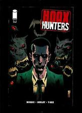 Hoax Hunters US Image Comic vol.1 # 12/'13